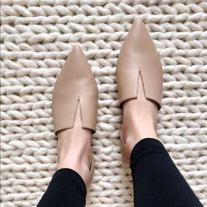 ♥️Vince Darlington Women's Leather Flats Sz 6